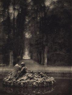 The Fountain of Saturn    De Meyer, Baron Adolf, b.1868-1946  Camera Work XL, 1912
