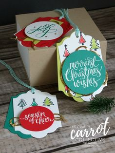 Join The Crafty Carrot Co. for some festive fun with Watercolour Christmas. Subscribe or FREE with qualifying purchase!