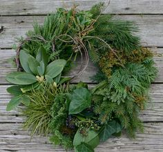 mixed evergreen wreath--love the rhoadie in there! mixed evergreen wreath--love the rhoadie in there Outdoor Christmas Tree Decorations, Homemade Christmas Decorations, Christmas Arrangements, Floral Arrangements, Christmas Wresth, Minimal Christmas, Christmas Crafts, Greenery Wreath, Arte Floral
