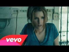 "Anna Kendrick ""You're gonna miss me when I'm gone."" (Cups) Music Video #pitchperfect <3"