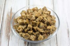 Homemade Bread Croutons | Easy recipe!
