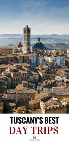 Italy Travel Inspiration - Travel Inspiration for Italy - The medieval city of Siena is one of the best day trips in Tuscany and it easy to reach from Florence. If you go to Italy you have to check it out! European Vacation, Italy Vacation, Italy Travel, Italy Trip, Travel Trip, Cruise Vacation, Voyage Florence, Voyage Rome, Florence Tuscany