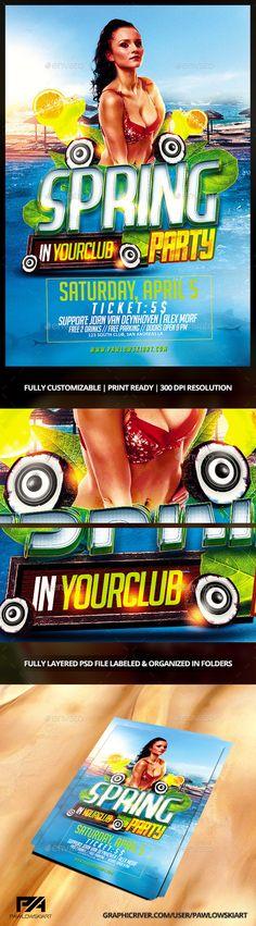event flyer design Workaholic Inspirations Pinterest Event - flyer samples for an event