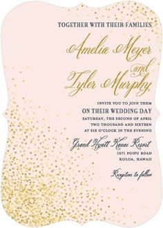 7 Gorgeous (and Not-Too-Spendy) Wedding Invitations???Plus, an Awesome Sale