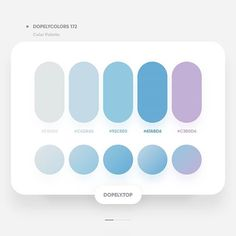Color psychology meaning of Flat Color Palette, Color Palette Challenge, Colour Pallette, Colour Schemes, Ui Color, Logo Color, Color Card, Gradient Color, Color Psychology Test