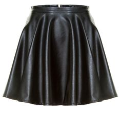 #fashion #clothe #musthave #TALLYWEiJL - A #black #leather like #skater #skirt!  http://www.tally-weijl.de/p/shorts-skirts/schwarzer-rock-in-leder-optik/jcpujeak-blk001?categoryId=17062