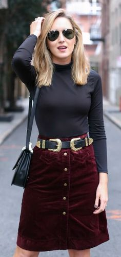 Style It: The Double Buckle Belt — Miss Molly Vintage
