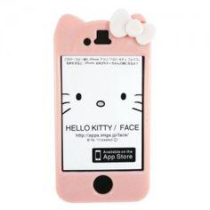 #HelloKitty iPhone Hardcase Roze