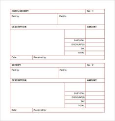 Petty Cash Receipt Template Petty Cash Receipt  Petty Cash Receipt Template  Receipt Template .