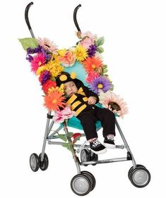 5 Funny Baby Halloween Costumes That Are Too Cute for Words | Bumble Bee Costume