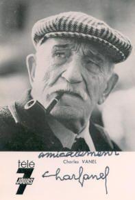 autographe au monument de l'époque : Télé 7 jOURS