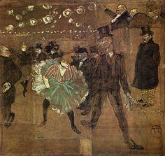 Image result for Moulin Rouge: La Goulue