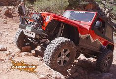 Code 4X4 Jeep