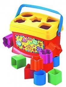 Baby Toys - shape sorter