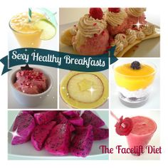 Healthy breakfast doesn't have to be boring!