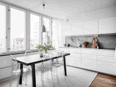 Минималистичный интерьер однокомнатной квартиры