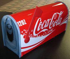 Coca-Cola Mailbox