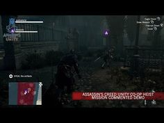 Assassin's Creed Unity Co-Op Walkthrough - Word of The Nerd