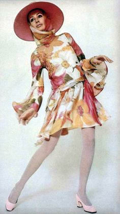 Nina Ricci, L'Officiel Magazine 1968