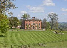 Georgian Grade II* listed mansion