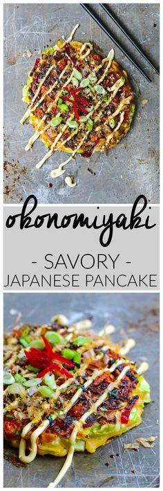 Okonomiyaki   Killing Thyme