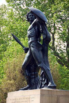 Achilles Statue, Hyde Park