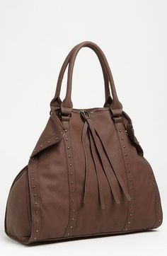 LOVE this slouchy tote on sale for $32!!!!