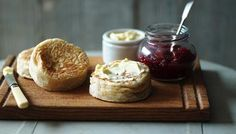 Turn teatime into an event with our crumpet recipe #PaulHollywood