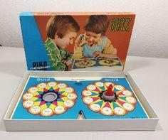UT-OK-3283 Quiz Spiel Piko Spielwaren VEB Piko Elektrik, Meiningen | eBay