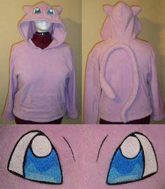 Mew hoodie