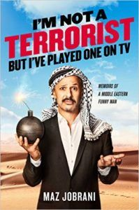 Review: I'm Not a Terrorist, But I've Played One On TV by Maz Jobrani