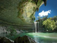 Hamilton Pool, Austin Texas