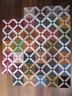 Quilts In The Barn: More blocks in the mail!!