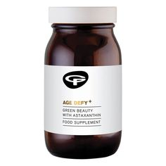 Green People Age Defy Green Beauty Supplements with Astaxanthin