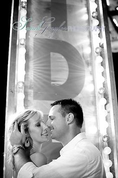 An engagement photo session at the 2012 Ohio State Fair - congratulations to the lovely couple!