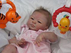 (Alexandra's Babies) REBORN BABY GIRL DOLL MAJARA by ELIZA MARX