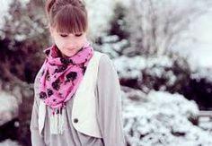 Resultado de imagem para girl winter tumblr