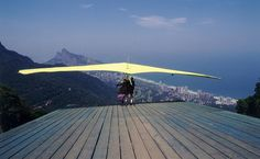 Glider @ Rio de Janeiro, Brasil