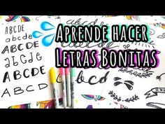YouTube Youtube, Anna, Bullet Journal, Deco, How To Make Letters, How To Make, Decor, Deko, Decorating