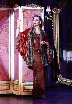 Beth Leavel in her Tony-winning role in 2006's The Drowsy Chaperone
