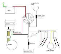 simple wiring diagram honda cb550