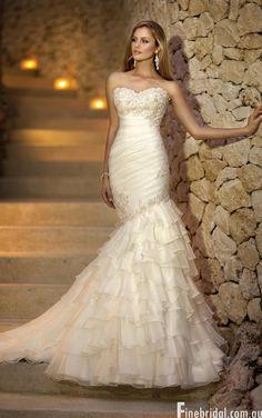 Stella York Wedding Dresses Photos on WeddingWire Wedding Dresses Photos, Used Wedding Dresses, Bridesmaid Dresses, Dress Prom, Mermaid Dresses, Flower Girl Dresses, Bridal Gowns, Wedding Gowns, Wedding Attire