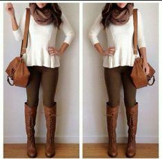 Winter fashion @veronicalewi