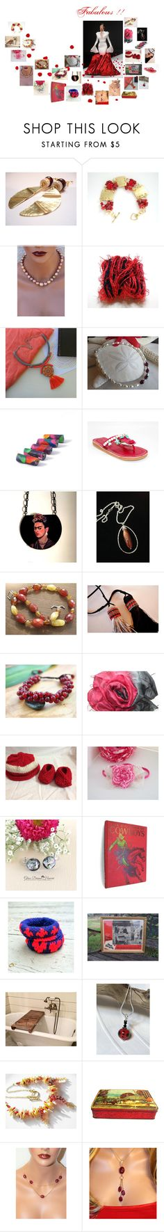 """Fabulous !!"" by zebacreations ❤ liked on Polyvore"