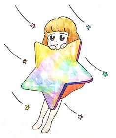 金子葵(Aoi Kaneko) illustration