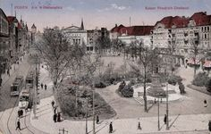 Plac Wolności Archie, Old Photos, Poland, City, Travel, Painting, Old Pictures, Viajes, Vintage Photos