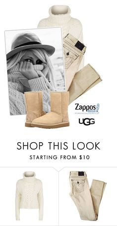 """The Icon Perfected: UGG Classic II Contest Entry"" by patricia-dimmick on Polyvore featuring UGG, ugg and contestentry"
