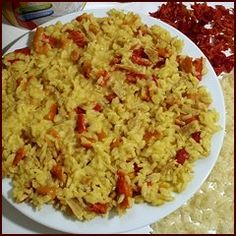 RAB - Curry chicken and rice backpacking recipe.  Other recipes not explored yet