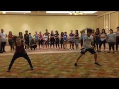 NICKI MINAJ-ANACONDA Gabe De Guzman and Kaycee Rice Choreo by TRICIA MIRANDA - YouTube