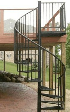 Best Metal Spiral Staircase For Sale Standard Exterior Spiral 400 x 300